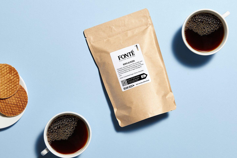 Kenya AA Ruera by Fonte Coffee