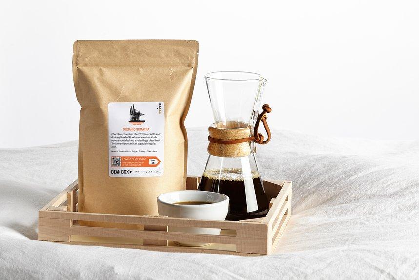 Organic Sumatra by Longshoremans Daughter Coffee - image 0