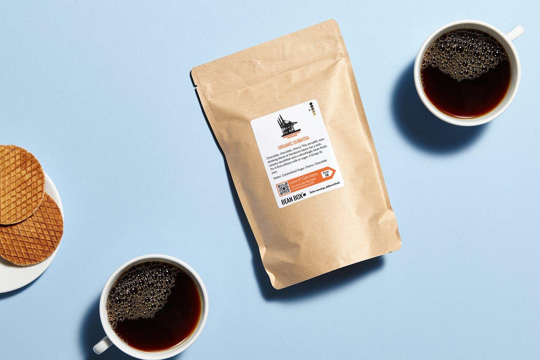Organic Sumatra by Longshoremans Daughter Coffee