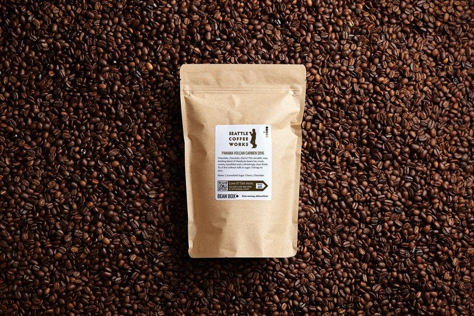 Panama Volcan Carmen 2016 by Seattle Coffee Works