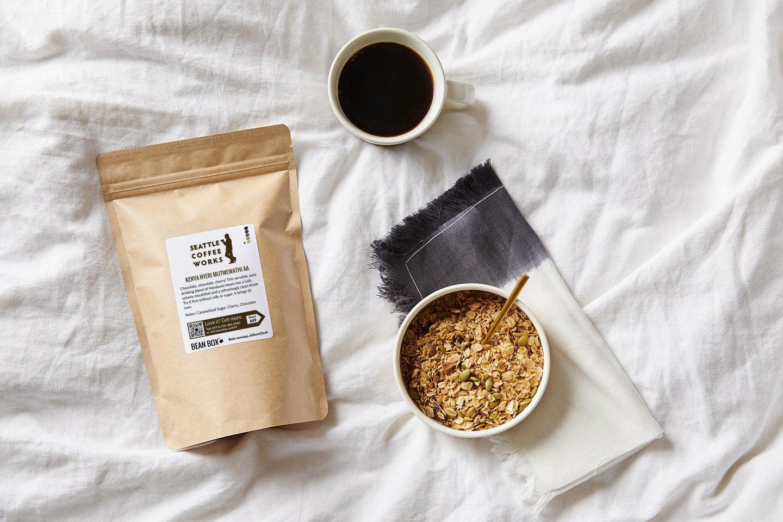 Kenya Nyeri Mutwewathi AA by Seattle Coffee Works