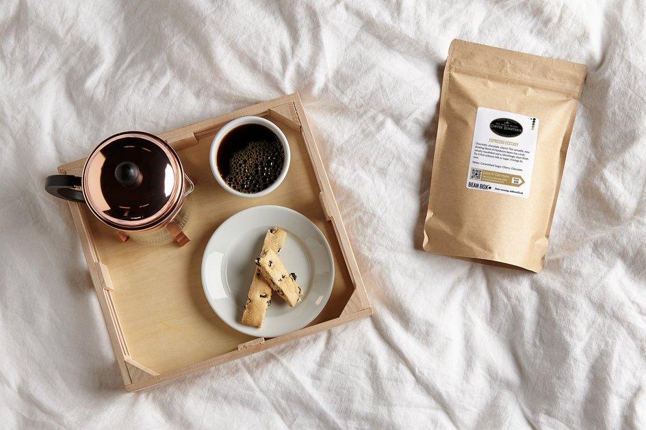 Espresso Ecstasy by Vashon Island Coffee Roasterie