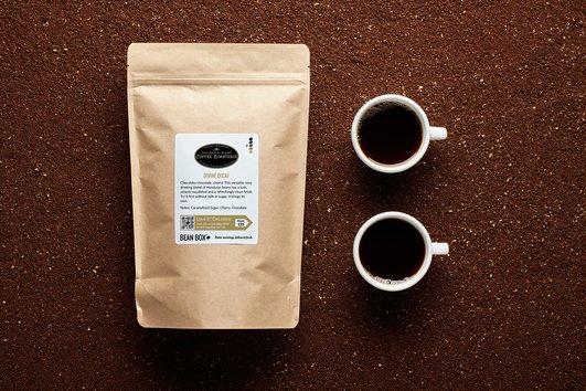 Divine Decaf by Vashon Island Coffee Roasterie