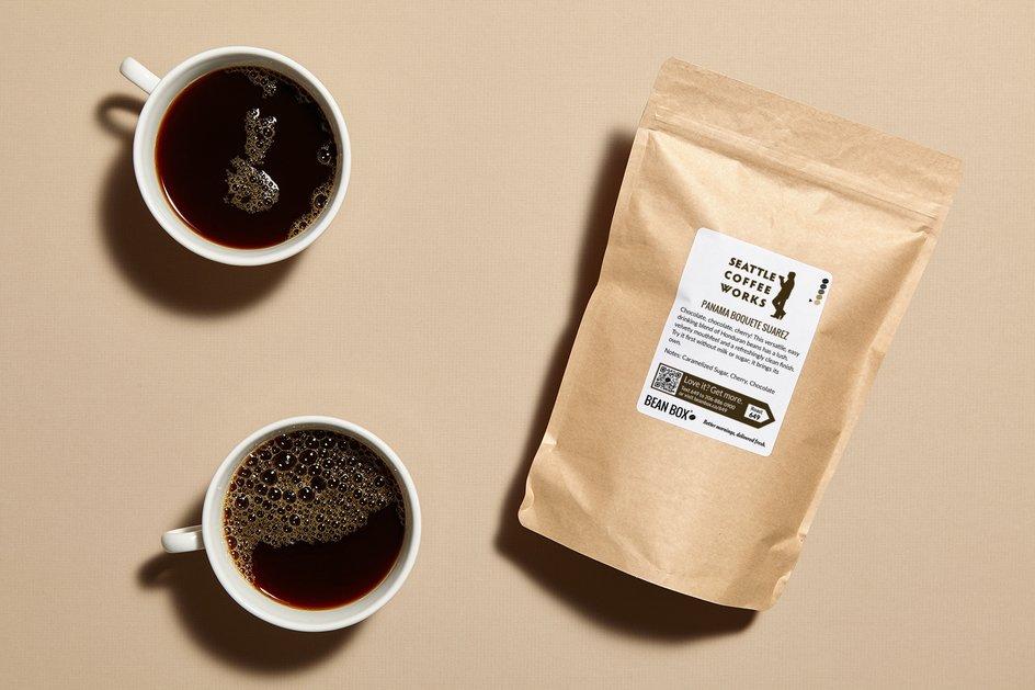 Panama Boquete Suarez by Seattle Coffee Works