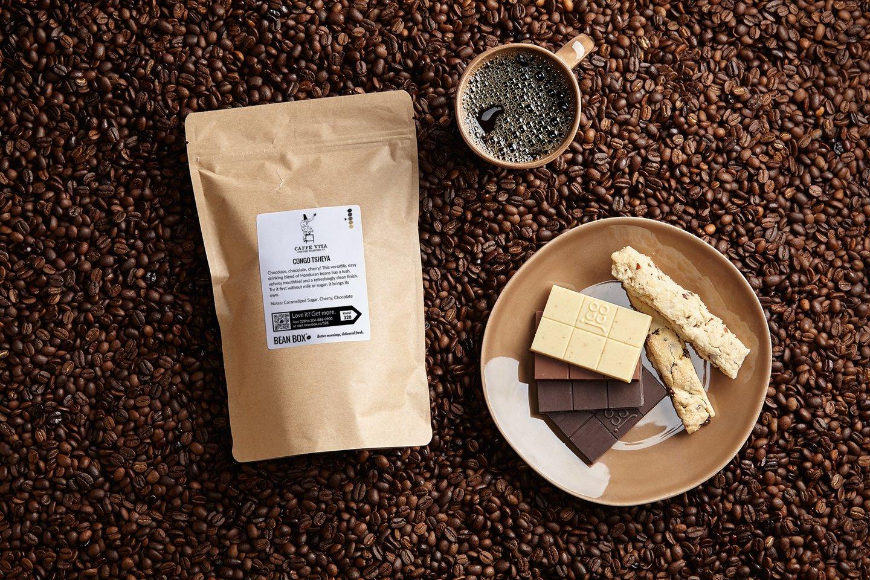 Congo Tsheya by Caffe Vita