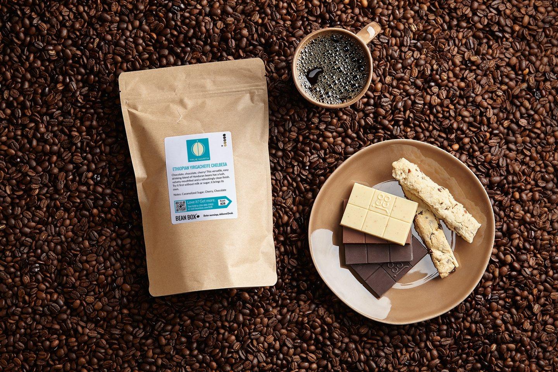 Ethiopian Yirgacheffe Chelbesa by True North Coffee Roasters