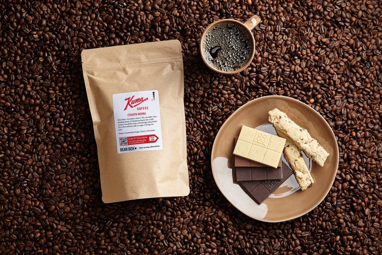 Ethiopia Worka by Kuma Coffee