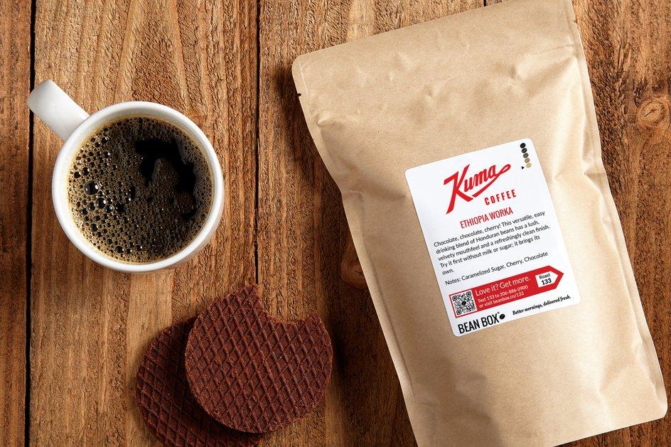 Ethiopia Worka by Kuma Coffee - image 0