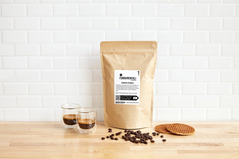 Sumatra Tapanuli by Fundamental Coffee Company