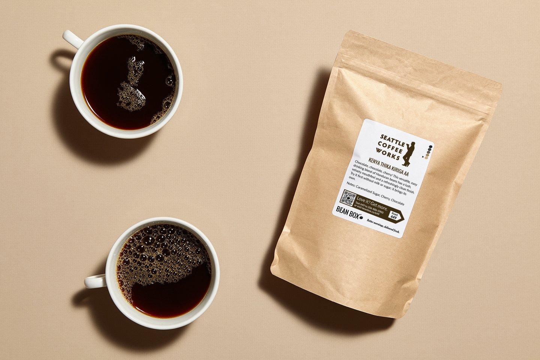 Kenya Thika Kiriga AA by Seattle Coffee Works