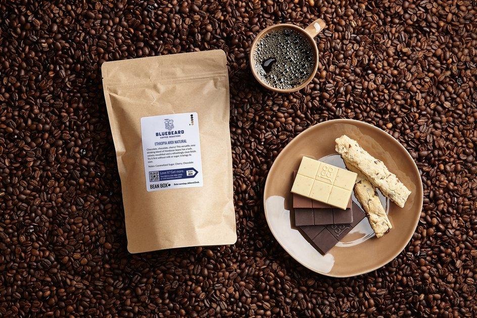 Ethiopia Ardi Natural by Bluebeard Coffee Roasters - image 0