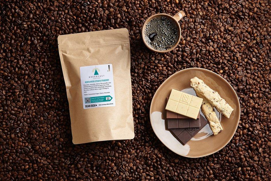 Kenya Nyeri Othaya Peaberry by Broadcast Coffee Roasters - image 0