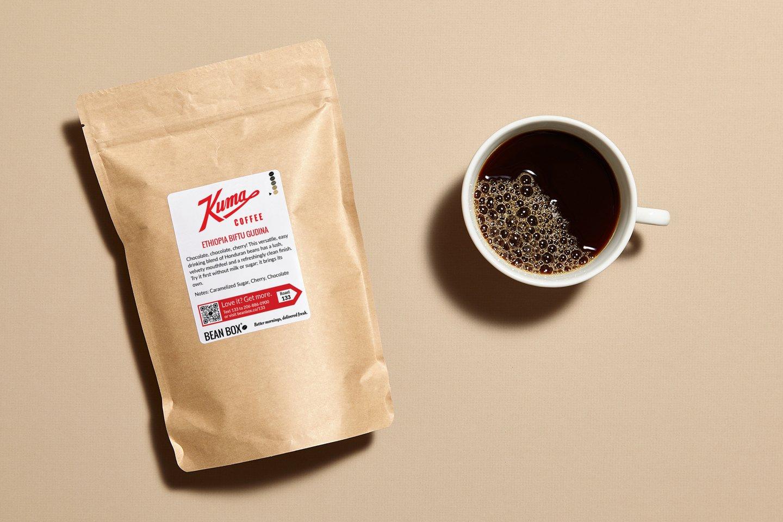 Ethiopia Biftu Gudina by Kuma Coffee