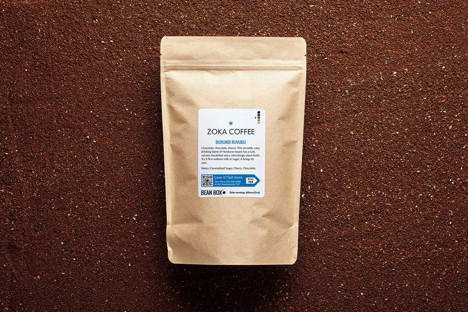 Burundi Ruvubu by Zoka Coffee