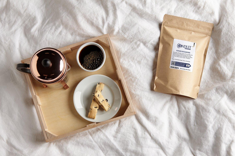 Burundi Kavugangoma by Conduit Coffee Company