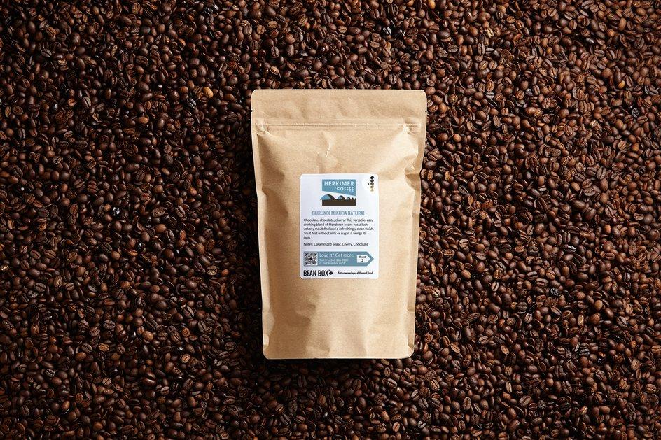 Burundi Mikuba Natural by Herkimer Coffee