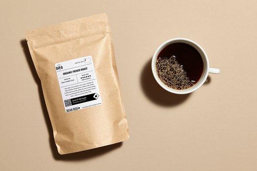 Organic French Roast by Caffe Vita