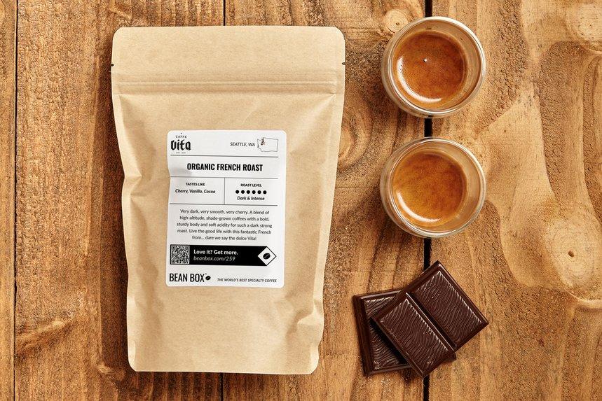Organic French Roast by Caffe Vita - image 0