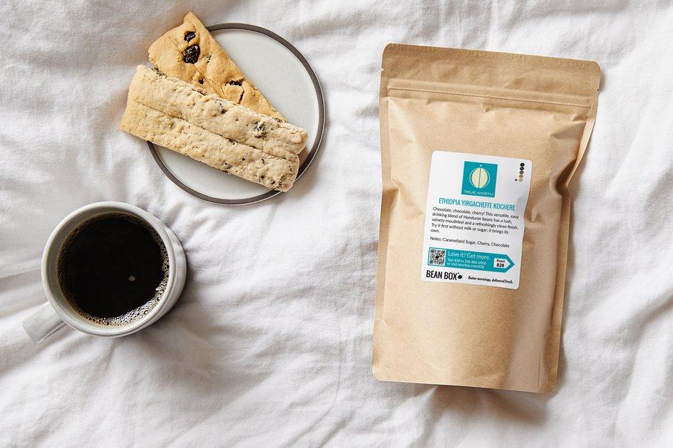 Ethiopia Yirgacheffe Kochere by True North Coffee Roasters