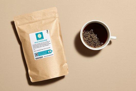 Fog Lift Espresso Blend by True North Coffee Roasters