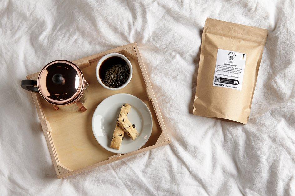 Ecuador Maputo by Veltons Coffee Roasting Company