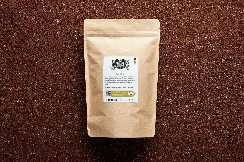 100 Oahu by Kealas Hawaiian Coffee