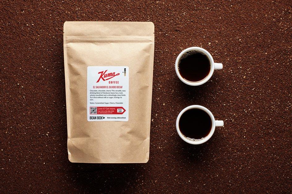 El Salvador El Olvido Decaf by Kuma Coffee