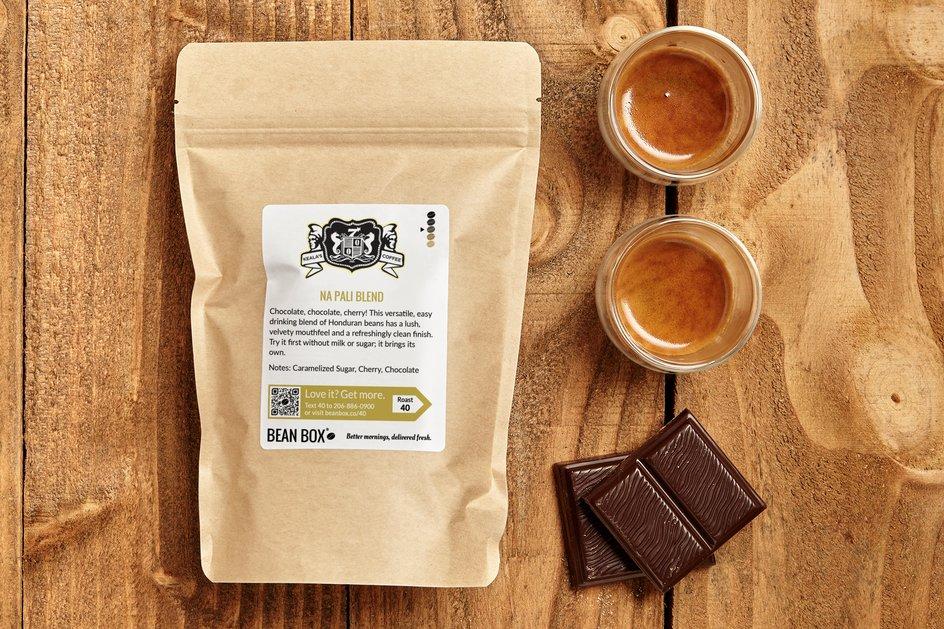 Na Pali Blend by Kealas Hawaiian Coffee - image 0