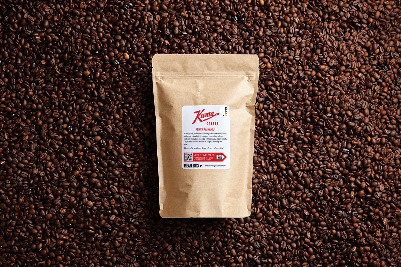 Kenya Kainamui by Kuma Coffee
