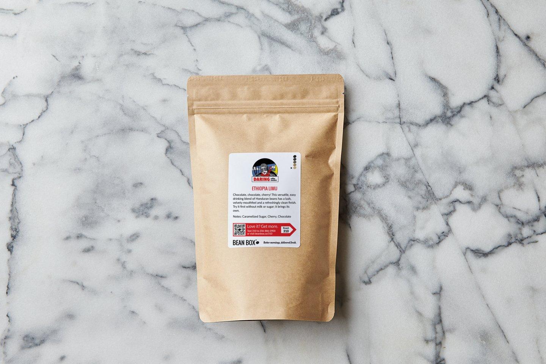 Ethiopia Limu by Daring Coffee Roasters