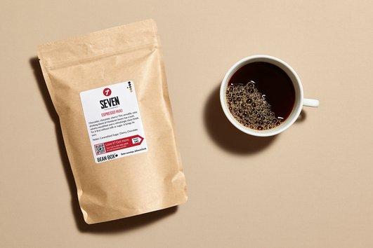 Espresso Huli by Seven Coffee Roasters