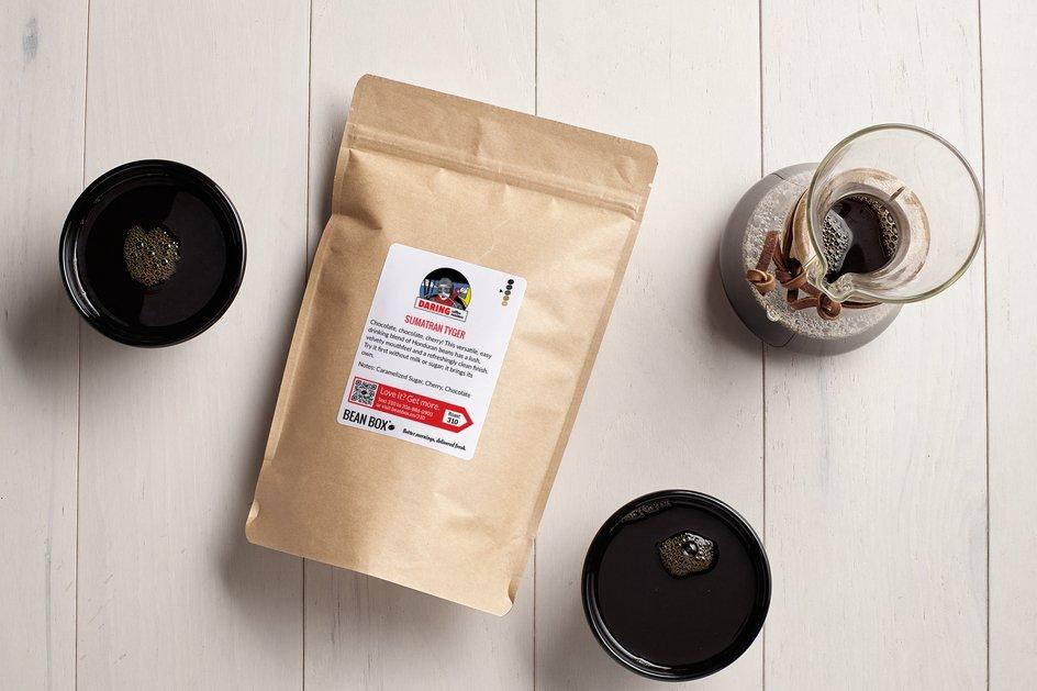 Sumatran Tyger by Daring Coffee Roasters - image 0