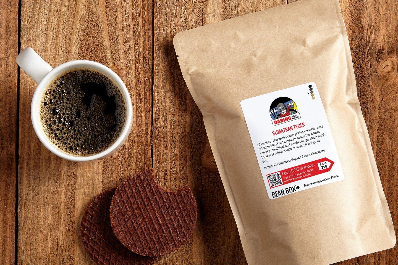 Sumatran Tyger by Daring Coffee Roasters