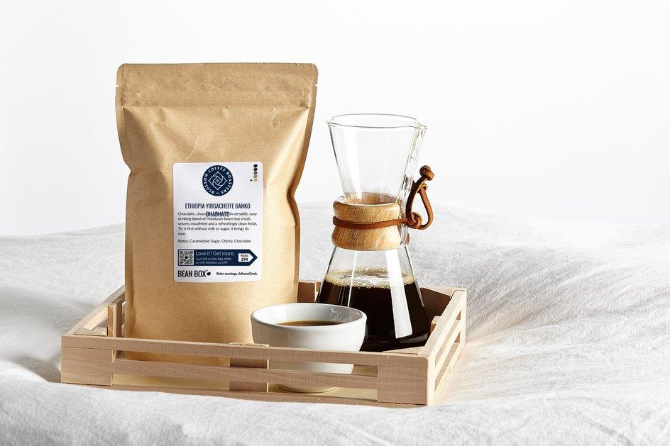 Ethiopia Yirgacheffe Banko Dhadhato by Blossom Coffee Roasters - image 0