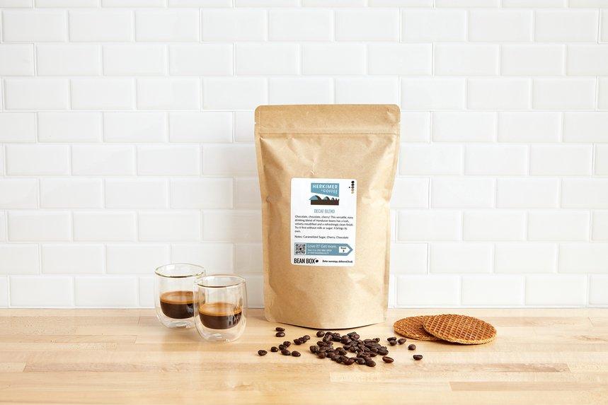 Decaf Blend by Herkimer Coffee - image 0