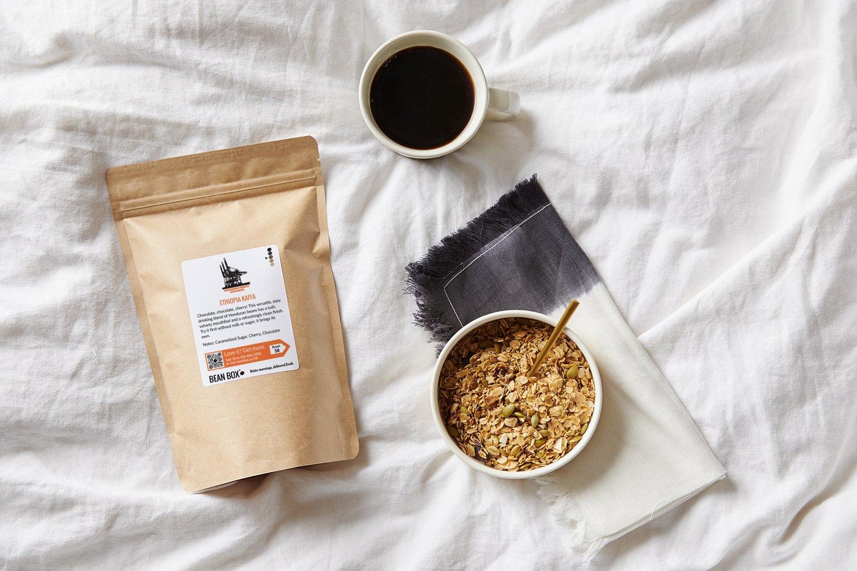 Ethiopia Kaffa by Longshoremans Daughter Coffee
