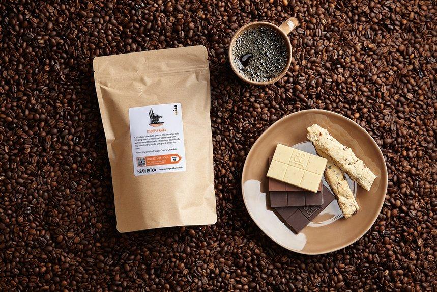 Ethiopia Kaffa by Longshoremans Daughter Coffee - image 0
