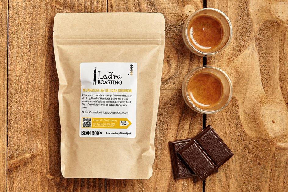 Nicaragua Las Delicias Bourbon by Ladro Roasting