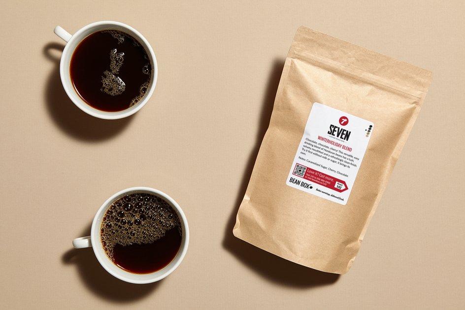 Winterholiday Blend by Seven Coffee Roasters