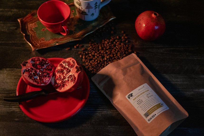 Bear Claus Holiday Blend by Kuma Coffee - image 0