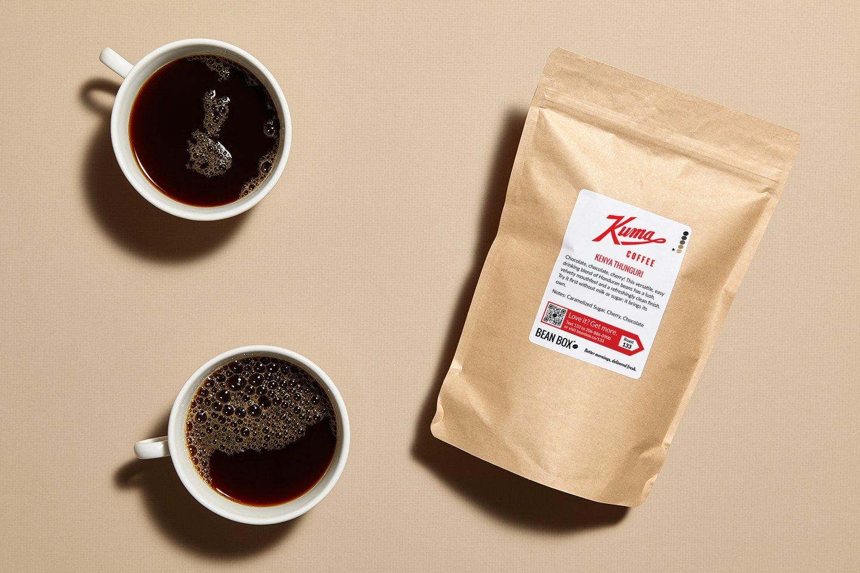 Kenya Thunguri by Kuma Coffee