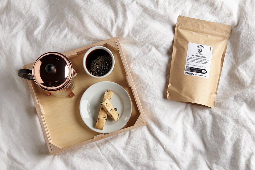 Java Sunda Hejo Andes by Veltons Coffee Roasting Company - image 0