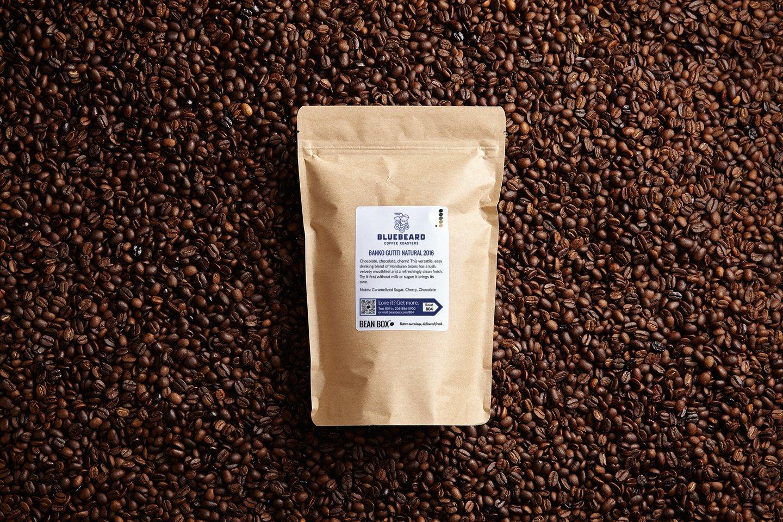Banko Gutiti Natural 2016 by Bluebeard Coffee Roasters