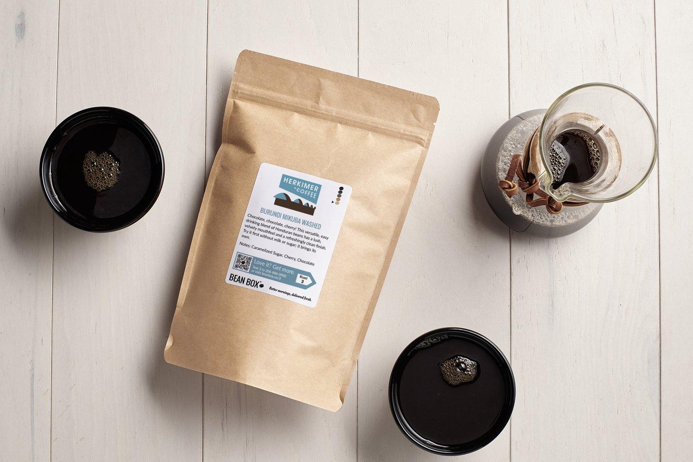 Burundi Mikuba Washed by Herkimer Coffee