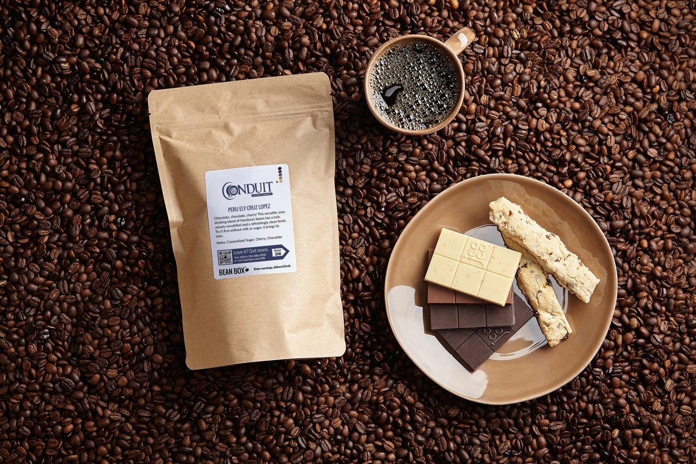 Peru Ely Cruz Lopez by Conduit Coffee Company