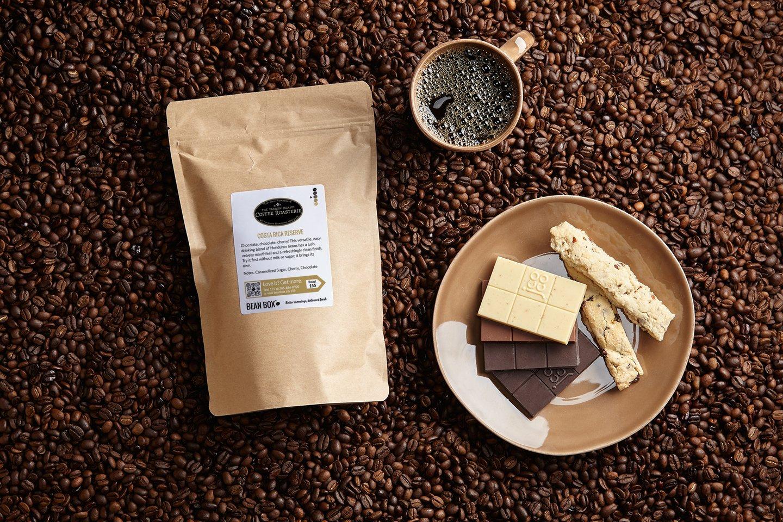Costa Rica Reserve by Vashon Island Coffee Roasterie