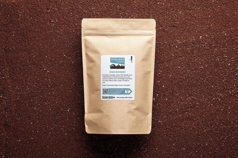 Congo Muungano by Herkimer Coffee