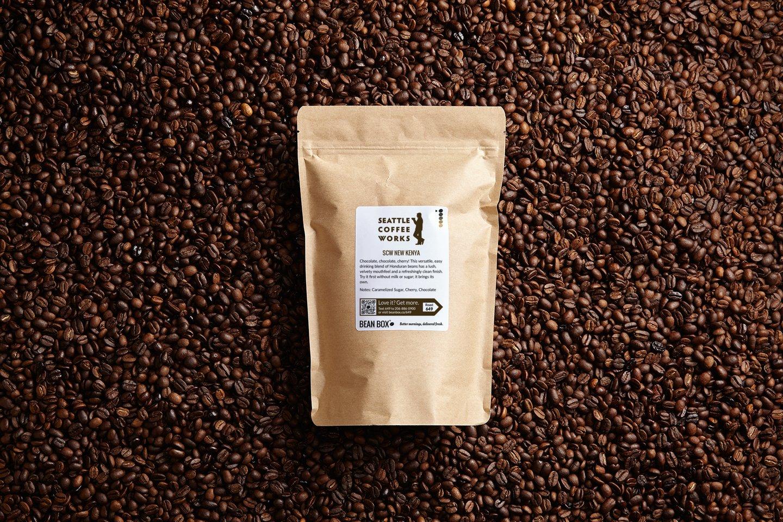 SCW New Kenya by Seattle Coffee Works