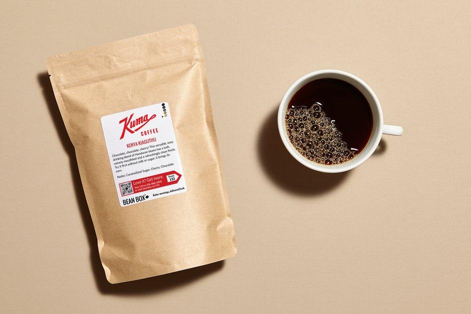 Kenya Kiaguthu by Kuma Coffee