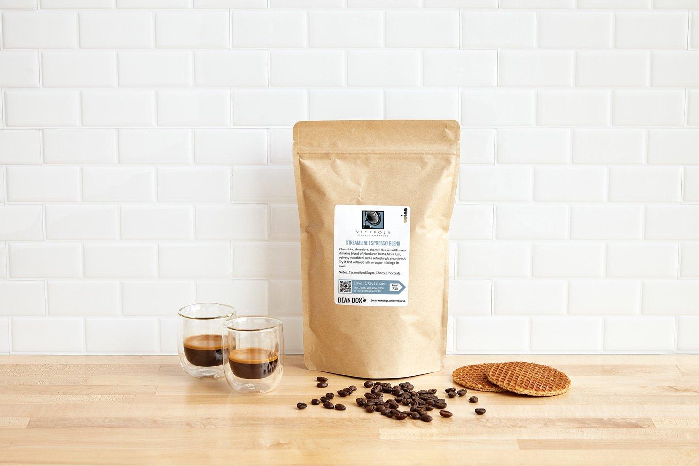 Streamline Espresso Blend by Victrola Coffee Roasters